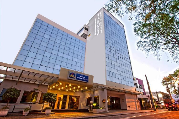 BEST WESTERN Tarobá Hotel em Foz do Iguaçu investe em energia solar fotovoltaica!