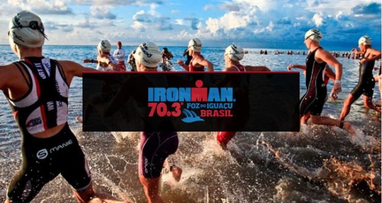 Etapa binacional do circuito, o Itaipu Ironman 70.3 Brasil Paraguay sera em 27 de agosto